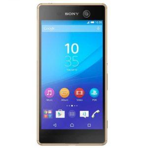 ремонт телефона Sony Xperia M5